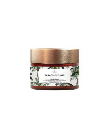 Body cream 250 ml - Paradise found - The gift label
