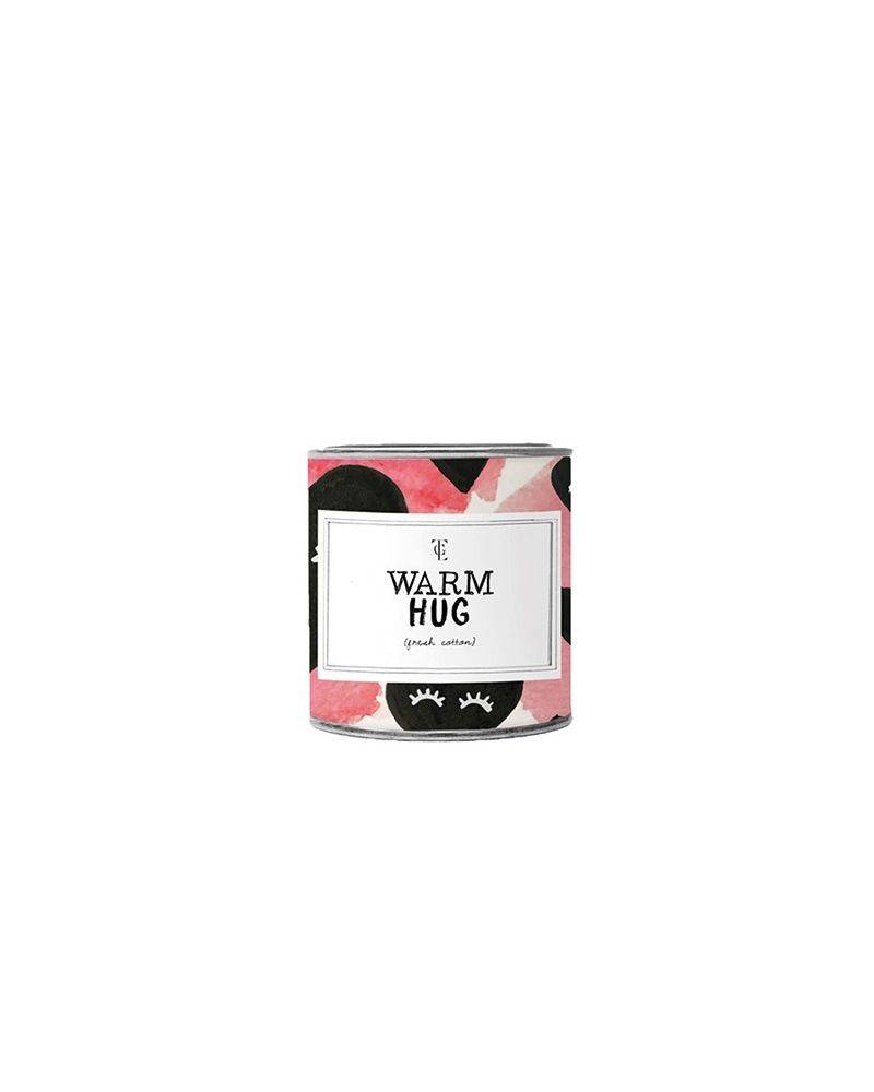 Duftlys 90 gr. - Warm hug - The gift label
