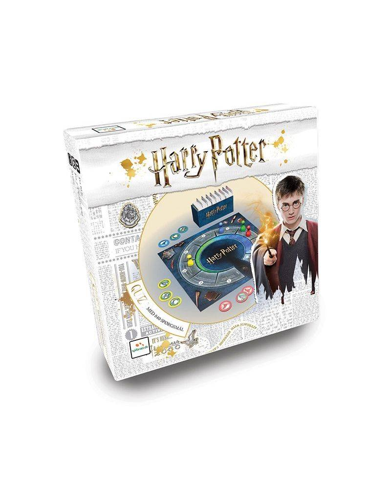 Harry Potter Quiz spil