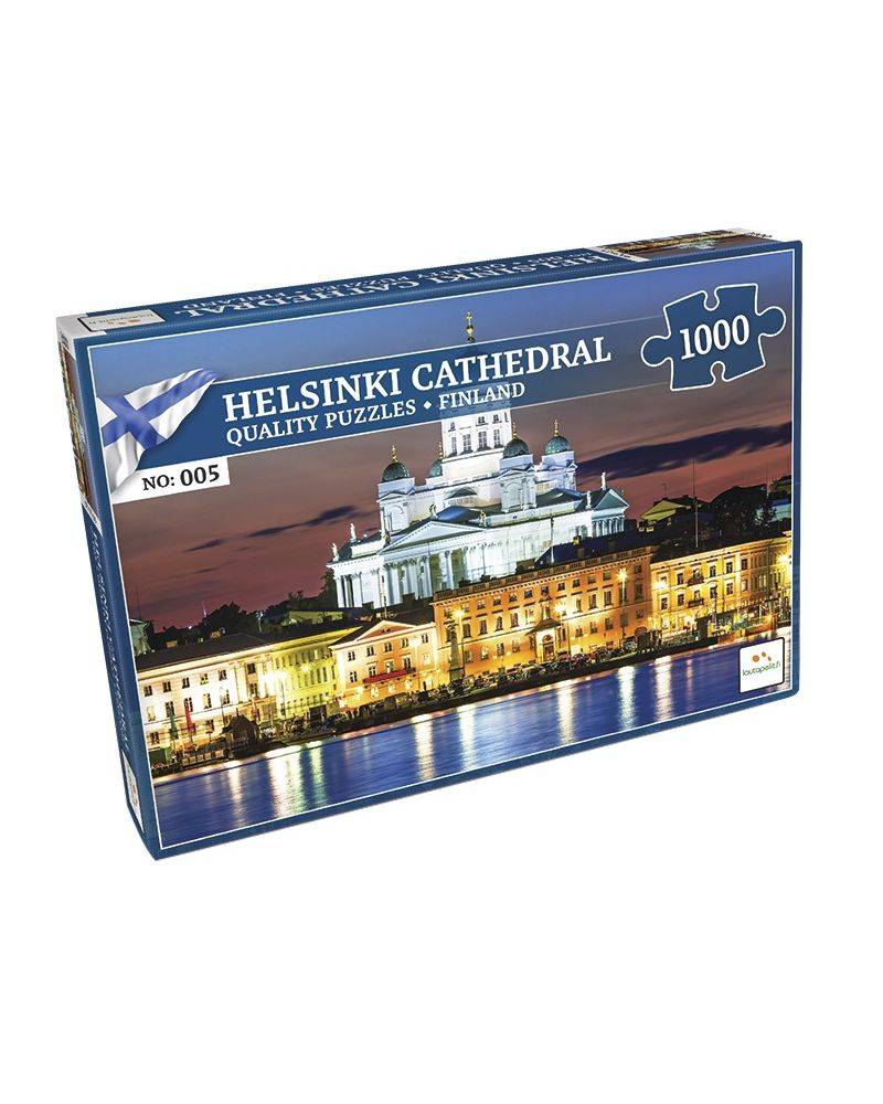 Helsinki Cathedral 1000...