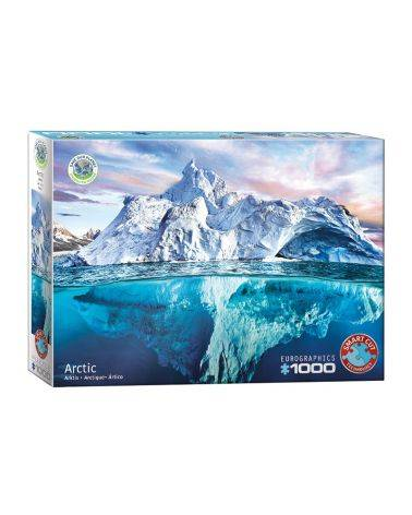 Arctic- Save the planet collection 1000 brikker - Eurographics