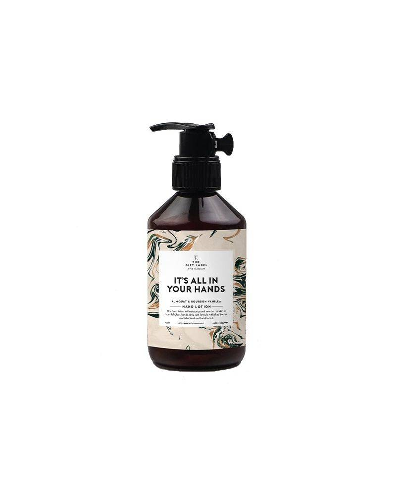 Håndlotion 250 ml - It's all in your hands - The gift label