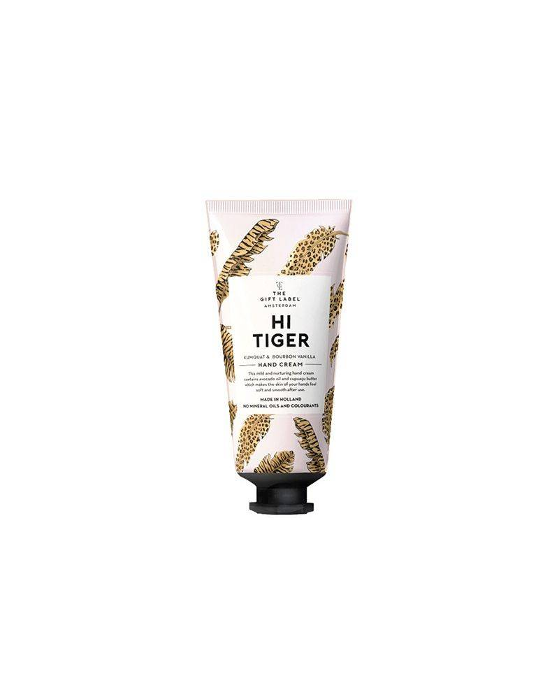 Håndcreme tube 40 ml - Hi tiger - The gift label